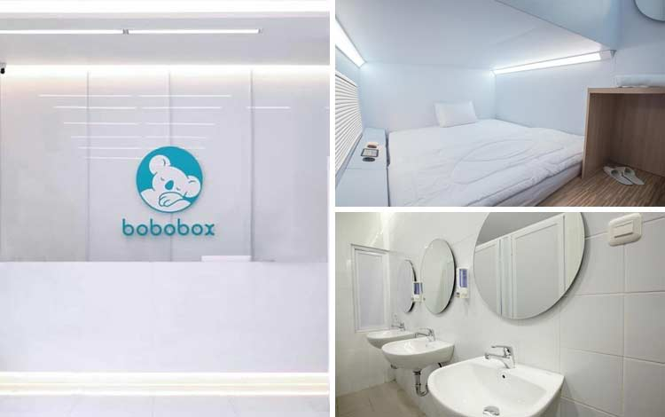 Hotel murah di Bandung - Bobobox Pods Paskal