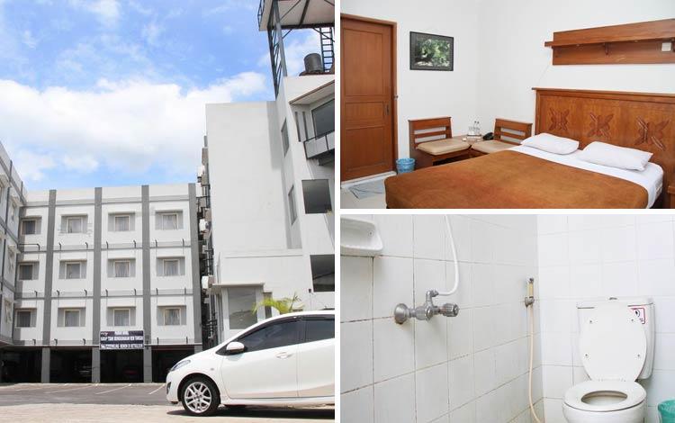 Hotel murah di Bandung - Bukit Dago Hotel