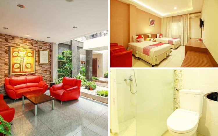 Hotel murah di Bandung - Collection O 10 Sweet Karina