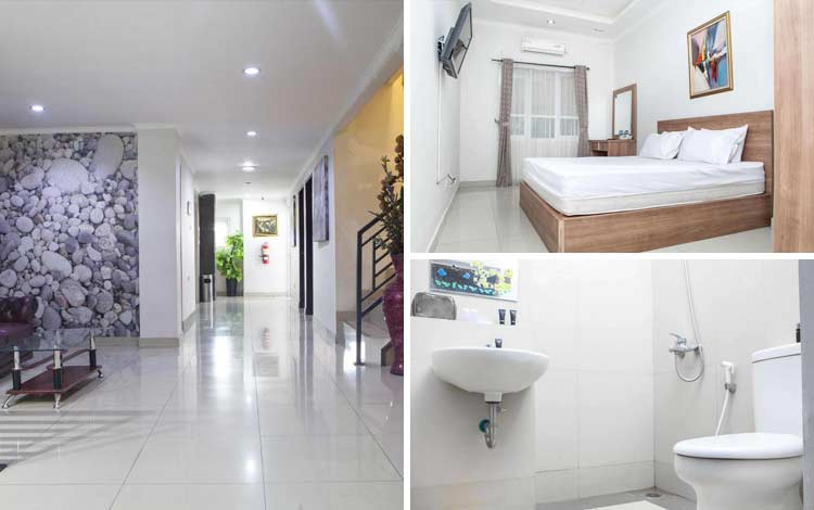Hotel murah di Bandung - Danoufa Hotel