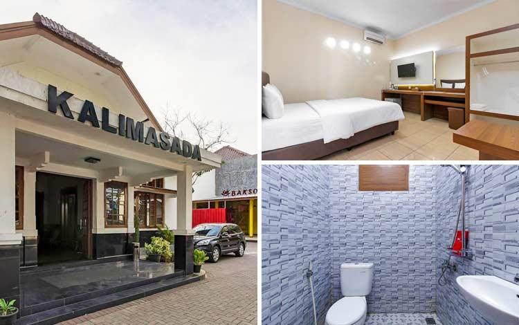 Hotel murah di Bandung - Hotel Kalimasada