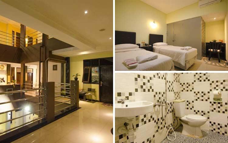 Hotel murah di Bandung - Hotel Salon Fora and Long Hill Cafe Fora