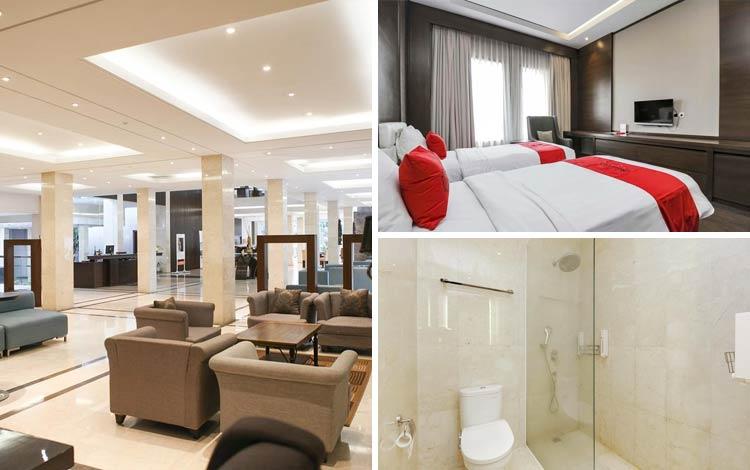 Hotel murah di Bandung - RedDoorz Premium @ Ciumbuleuit Atas