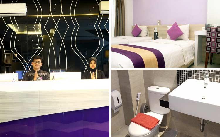 Hotel murah di Bandung - Salis Hotel