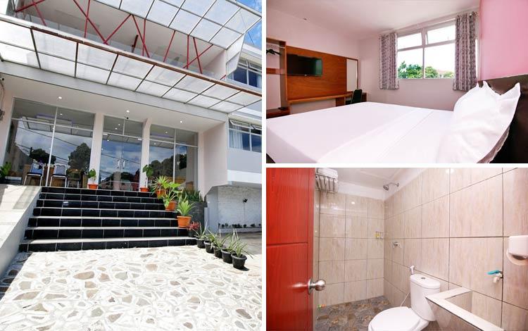 Hotel murah di Bandung - Sky Hotel Aurora 1 Lembang