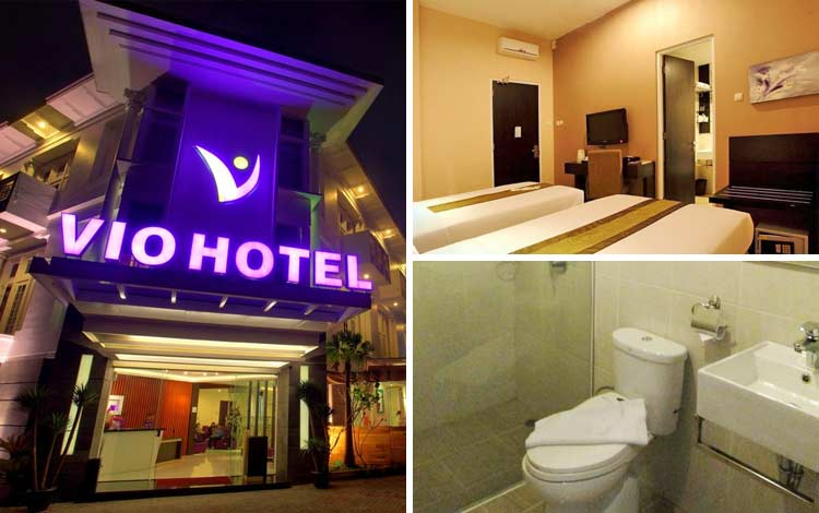 Hotel murah di Bandung - Vio Hotel Cimanuk