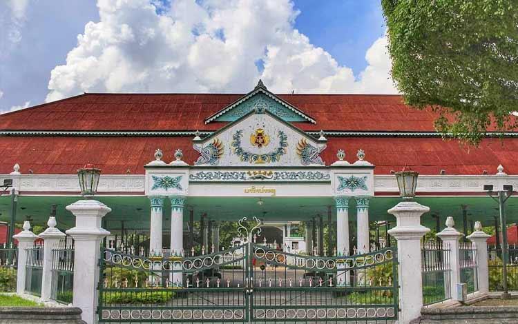 Tempat wisata Instagramable di Jogja - Keraton Jogyakarta