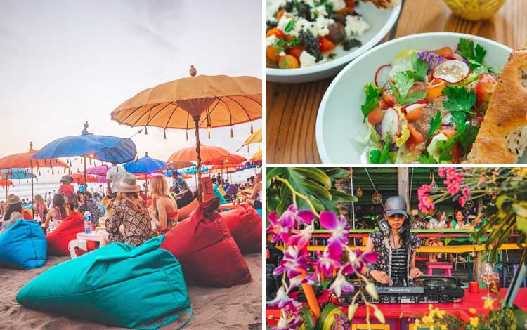 Cafe tempat nongkrong di Bali - La Plancha Bali