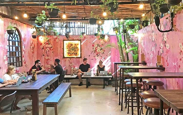 Cafe tempat nongkrong di Bali - Revolver Espresso, Bali