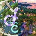 Taman Bermain Terbaik di Indonesia yang Nggak Kalah dari Disneyland