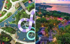Taman bermain terbaik di Indonesia