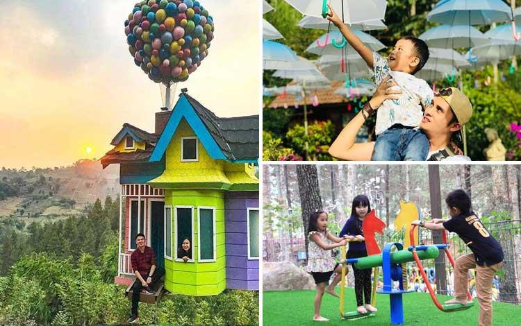 Taman bermain terbaik di Indonesia - Dago Dream Park