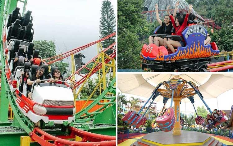 Taman bermain terbaik di Indonesia - Jatim Park 1