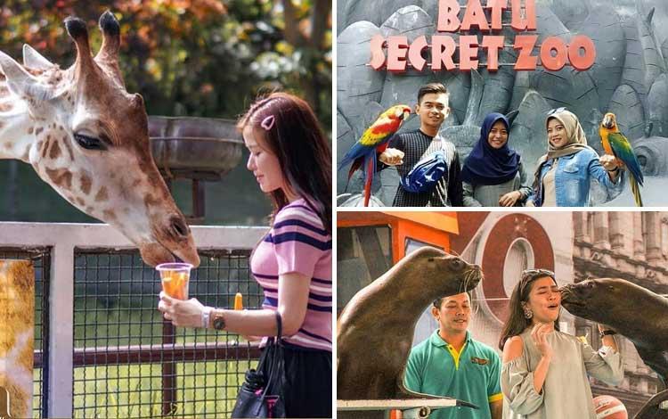 Taman bermain terbaik di Indonesia - Jatim Park 2