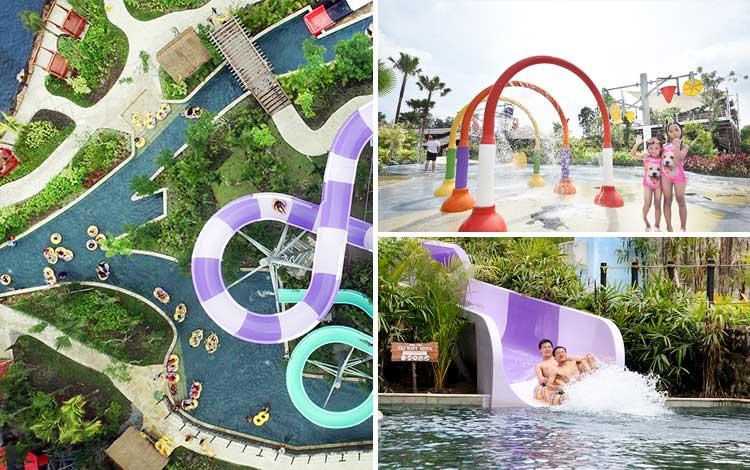 Taman bermain terbaik di Indonesia - Jogja Bay Pirates Adventure Waterpark