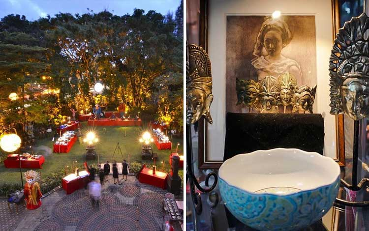 Tempat Wisata Terbaru di Jakarta - Tugu Kunstkring Paleis