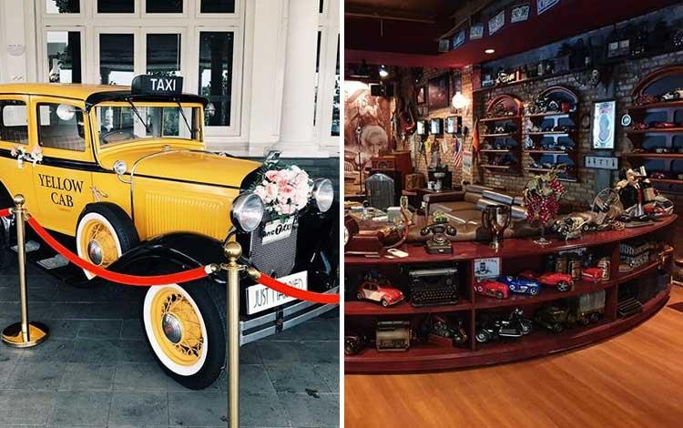 Tempat Wisata Terbaru di Jakarta - Hauwke's Auto Gallery Jakarta