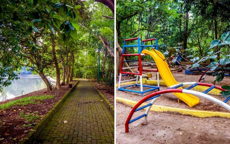 Tempat Wisata Terbaru di Jakarta - Hutan Kota Srengseng