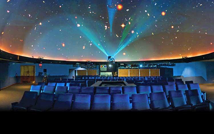 Tempat Wisata Terbaru di Jakarta - Planetarium