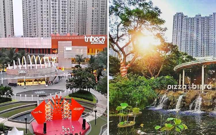 Tempat Wisata Terbaru di Jakarta - Tribeca Park