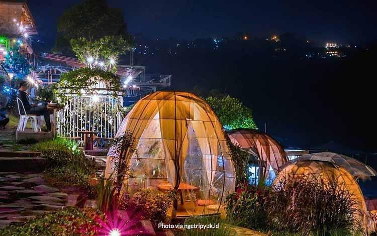 Tempat Wisata di Bandung Yang Instagramable - Tafso Barn