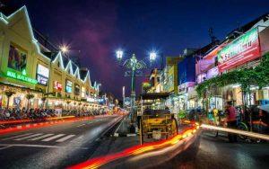 Tempat belanja oleh-oleh murah di Jogja - Malioboro
