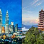 10 Tempat Wisata di Malaysia Terbaik dan Terpopuler