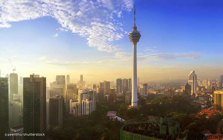 Tempat wisata terbaik dan terpopuler di Malaysia - Kuala Lumpur Tower(Menara Kuala Lumpur)