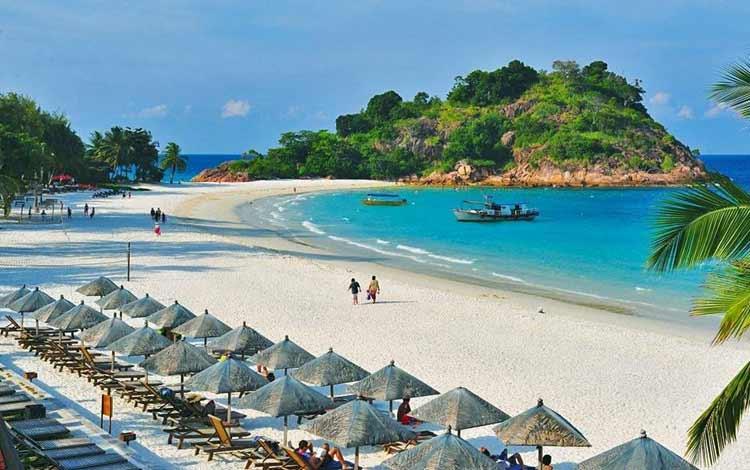 Tempat wisata terbaik dan terpopuler di Malaysia - Redang Island(Pulau Redang)