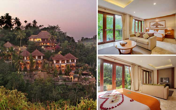 Villa romantis di Bali - Anahata Villas and Spas Resort
