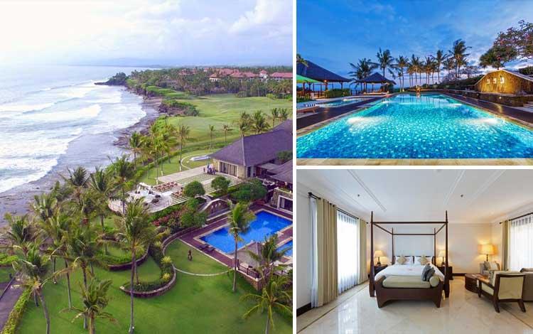 Villa romantis di Bali - Nirwana Villa Estate