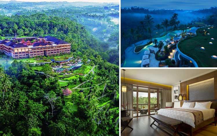 Villa romantis di Bali - Padma Resort Ubud