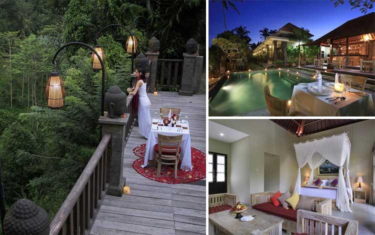 Villa romantis di Bali - Tapa Kawi Villas by Pramana
