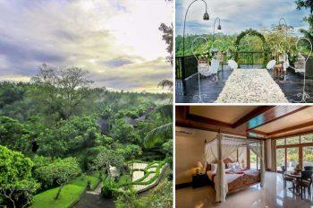 Rekomendasi Villa Romantis di Bali untuk Bulan Madu