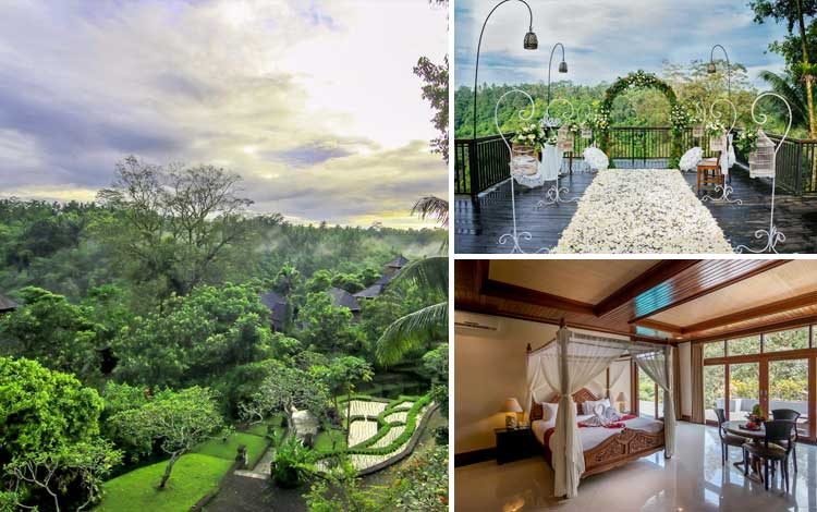 Villa romantis di Bali - The Payogan Villa Resort and Spa