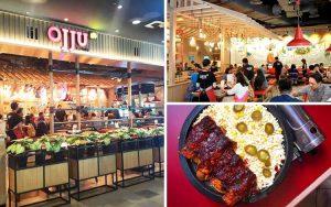 Restoran Korea Halal di Jakarta - Ojju K Food