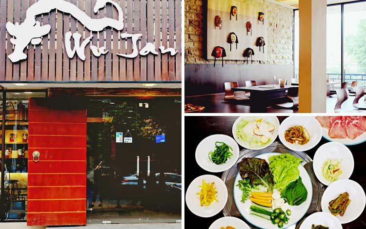 Restoran Korea Halal di Jakarta - Wu Jang Gun