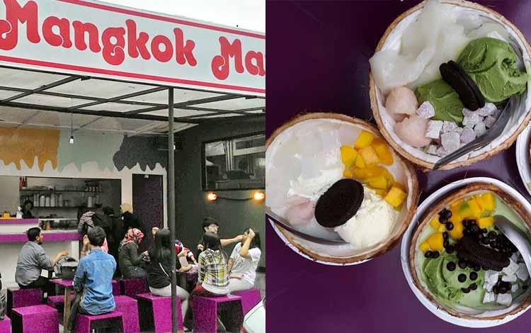 Tempat makan murah di Bandung - Mangkok Manis