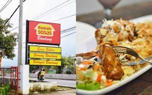 Tempat makan murah di Bandung - Rumah Sosis