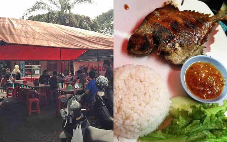 Tempat makan murah di Bandung - SKA Dapur Laut