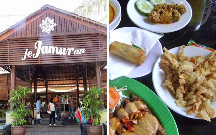 Tempat makan murah di Jogja - Jejamuran Jogja