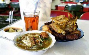 Tempat makan murah di Jogja - Soto Kadipiro