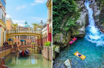 Tempat wisata di bogor yang instagramable