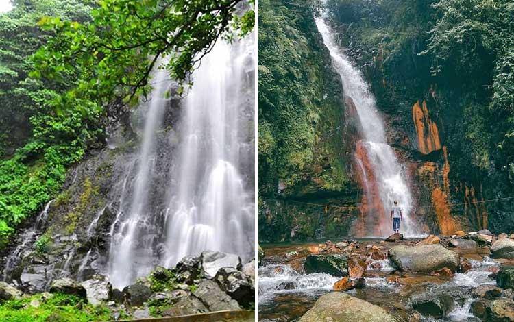 Tempat wisata di bogor yang instagramable - Curug Cigamea