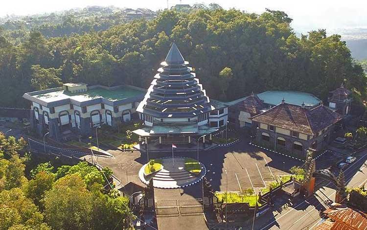 Tempat wisata terbaru di Bali - Museum Geopark Batur