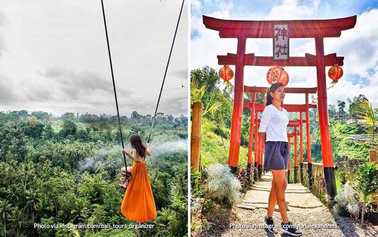 10 Tempat Wisata Terfavorit Dan Terbaru Di Bali Idnexplore