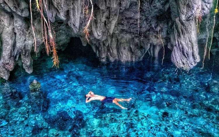 Gua Hawang, Kepulauan Kei - Maluku Tenggara