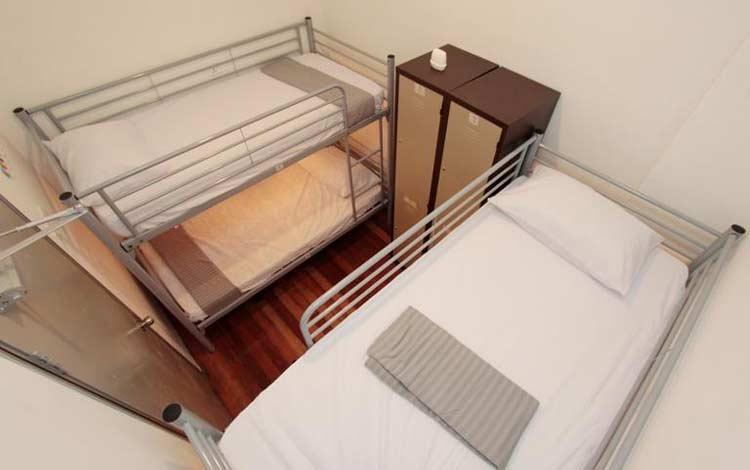 Hotel murah di Malaysia - SUDO Guest House