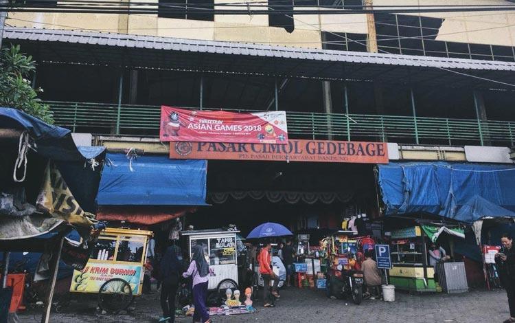 Info Terlengkap Bandung - Belanja Murah Di Cimol Gedebage