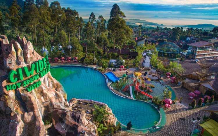 Info Terlengkap Bandung - Ciwidey Valley Hot Spring Water Park